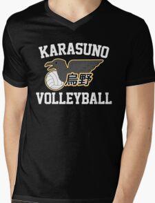 Haikyuu!! / Karasuno Volleyball Tee Mens V-Neck T-Shirt