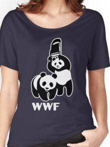 panda wwf Women's Relaxed Fit T-Shirt