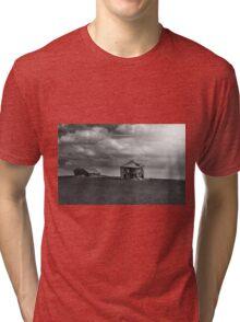 Doll House - BW Tri-blend T-Shirt