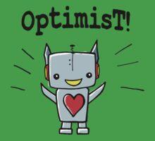 Optimist! Baby Tee