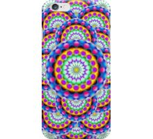 Mandala Psychedelic Visions iPhone Case/Skin