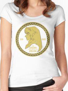 The Legend Of Zelda - 1986 Women's Fitted Scoop T-Shirt