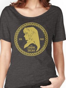 The Legend Of Zelda - 1986 Women's Relaxed Fit T-Shirt