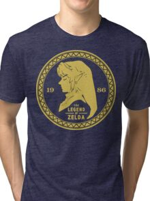 The Legend Of Zelda - 1986 Tri-blend T-Shirt