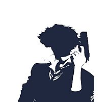 Cowboy Bebop - Spike Knockout Photographic Print