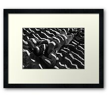 Time Will Prove All Things Framed Print