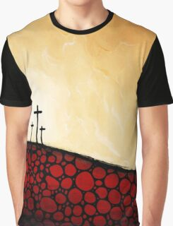 Forgiven - Christian Art By Sharon Cummings Graphic T-Shirt