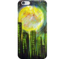 Sin City Lights iPhone Case/Skin