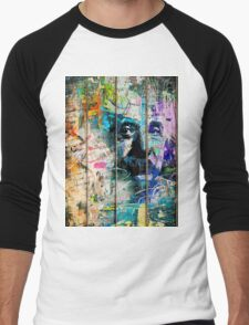 Artistic I - Albert Einstein Men's Baseball ¾ T-Shirt