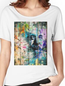 Artistic I - Albert Einstein Women's Relaxed Fit T-Shirt