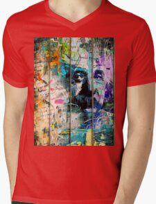 Artistic I - Albert Einstein Mens V-Neck T-Shirt