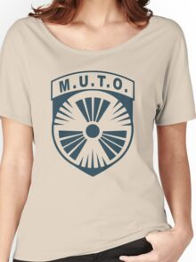 M.U.T.O. Shield see through Women's Relaxed Fit T-Shirt