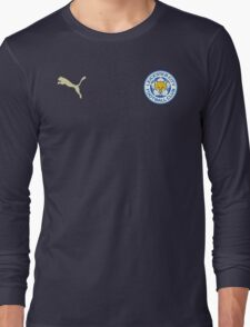 Leicester City Football Club - The Foxes - EURO 2016 UEFA Long Sleeve T-Shirt