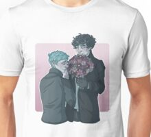 Flowers for you Unisex T-Shirt