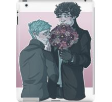 Flowers for you iPad Case/Skin