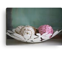 Simply chic ... Canvas Print
