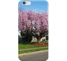 Weeping Cherry iPhone Case/Skin