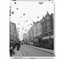 Oxford Street iPad Case/Skin