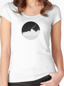 Persona (sombras) Women's Fitted Scoop T-Shirt