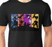 Cowboy Bebop - Group Colors Unisex T-Shirt
