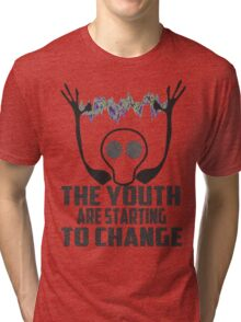 THE YOUTH! Tri-blend T-Shirt