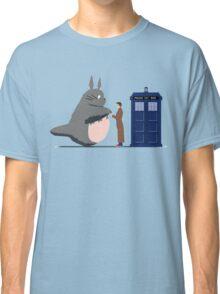 Totoro Doctor Who Classic T-Shirt