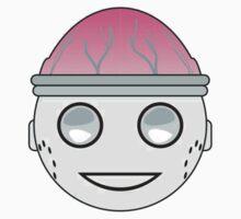Cyberman Controller, the Tomb of the Cybermen by GaffaMondo