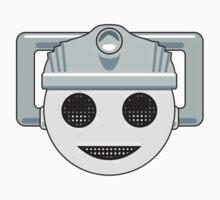 Cyberman the Tomb of the Cybermen by GaffaMondo