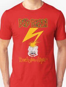 Bad Brains Rock For Light Unisex T-Shirt