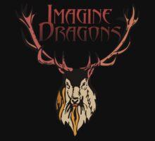 Imagine Dragons Elk Kids Clothes