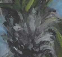 Blessed Shade-Palm Tree AC150603a Sticker