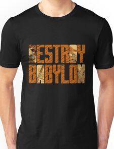 Bad Brains Destroy Babylon Unisex T-Shirt
