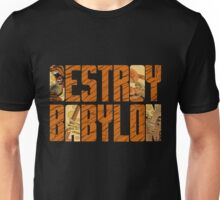 Bad Brains Destroy Babylon Unisex T-Shirt
