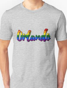 Orlando Gay Pride T-Shirt