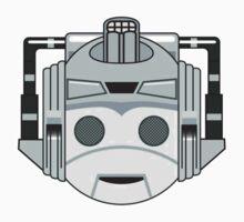 Cyberman, Earthshock by GaffaMondo