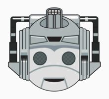 Cyberman, Earthshock One Piece - Short Sleeve