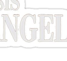 Neon genesis evangelion Sticker