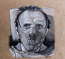Dr. Hannibal Lecter by DanFranklin