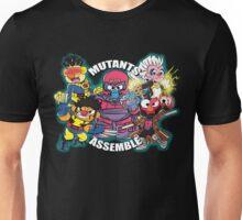 Mutants Assemble  Unisex T-Shirt