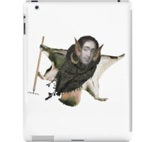Spinoza is Everything iPad Case/Skin