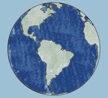 Globe One Piece - Short Sleeve