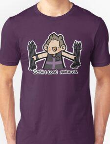 Gosh I Love Arrows T-Shirt