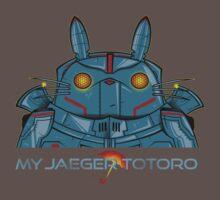 My Jaeger Totoro One Piece - Short Sleeve