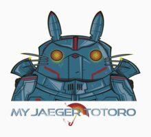 My Jaeger Totoro Kids Tee