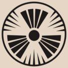 MUTO Radioactive Zone; Nuclear - Black by LANG BUNKA