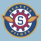 Seattle Pilots by JayJaxon