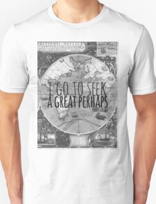 John Green -- Great Perhaps 003 T-Shirt