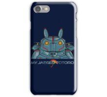 My Jaeger Totoro iPhone Case/Skin