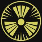 MUTO Radioactive Zone; Nuclear - Yellow by LANG BUNKA