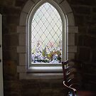 Chapel Window by Deborah Pritchett